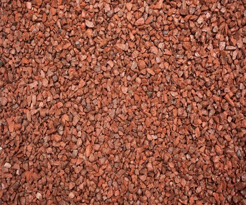 Red Granite Gravel : Pbm builders merchants gravel chippings